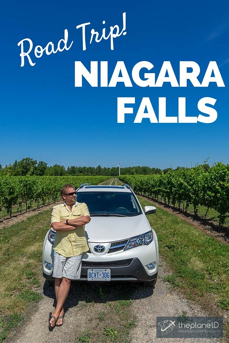 Niagara Falls Road Trip: The region is quickly turning into a quiet getaway where people can sip wine by candlelight, stroll through secluded paths, and step back in time in an historic village | The Best of the Niagara Parkway | The Planet D: Adventure Travel Blog