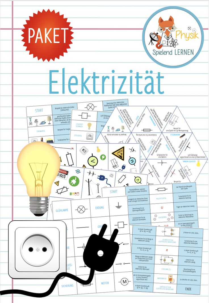 Elektrizität Spiele
