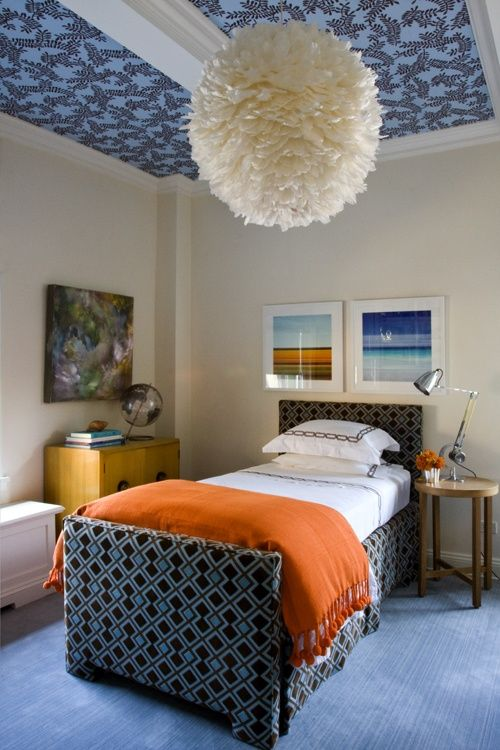 1000 Images About Children S Bedroom Ideas On Pinterest: Fabric Ceiling Ideas For Kids Room Ceiling