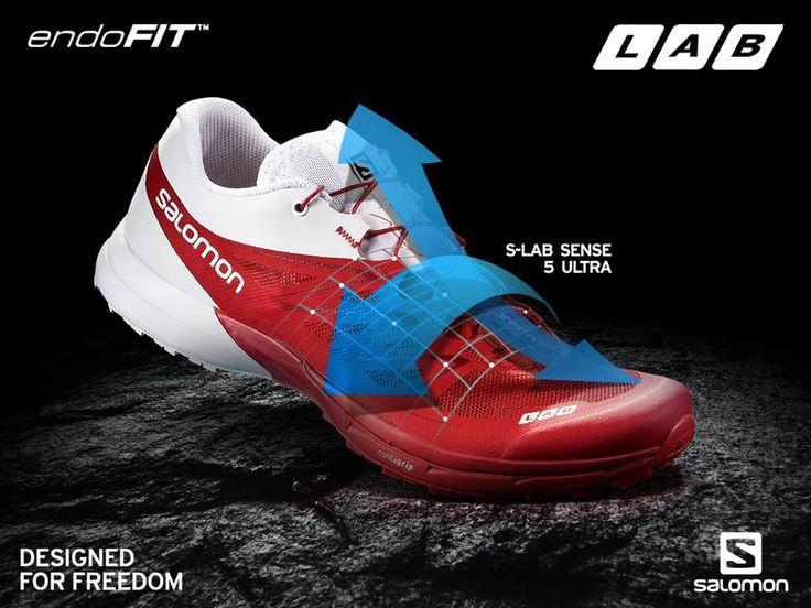 Las carreras de larga distancia exigen lo mejor de nuestro calzado. Prueba el nuevo S-Lab Sense 5 ultra. Ligero, rápido y con excelente protección para sujetar tus pies por dentro; gracias a su tecnología EndoFit™. #DesignedForFreedom #Trail #Running #Corre #Salomon