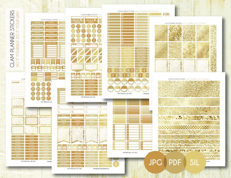 17 Best Ideas About Wedding Planner Book On Pinterest: 17 Best Ideas About Planner Layout On Pinterest