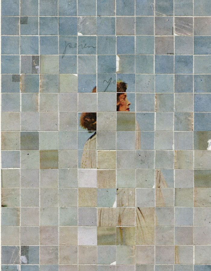 Mysterious Mosaic Collage  迷失的馬賽克拼貼