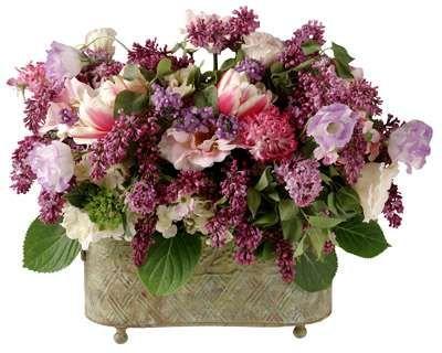 Baroque Floral Arrangements Ancient Egyptian Floral