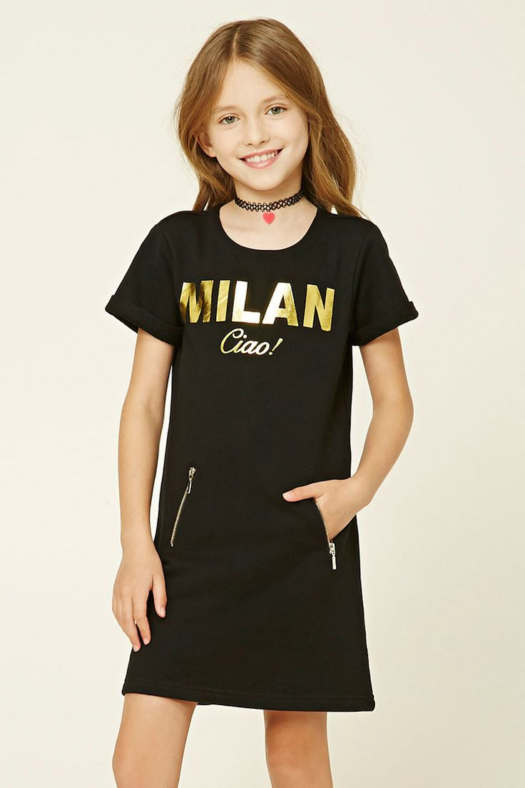 Girls Milan Ciao! Dress (Kids)