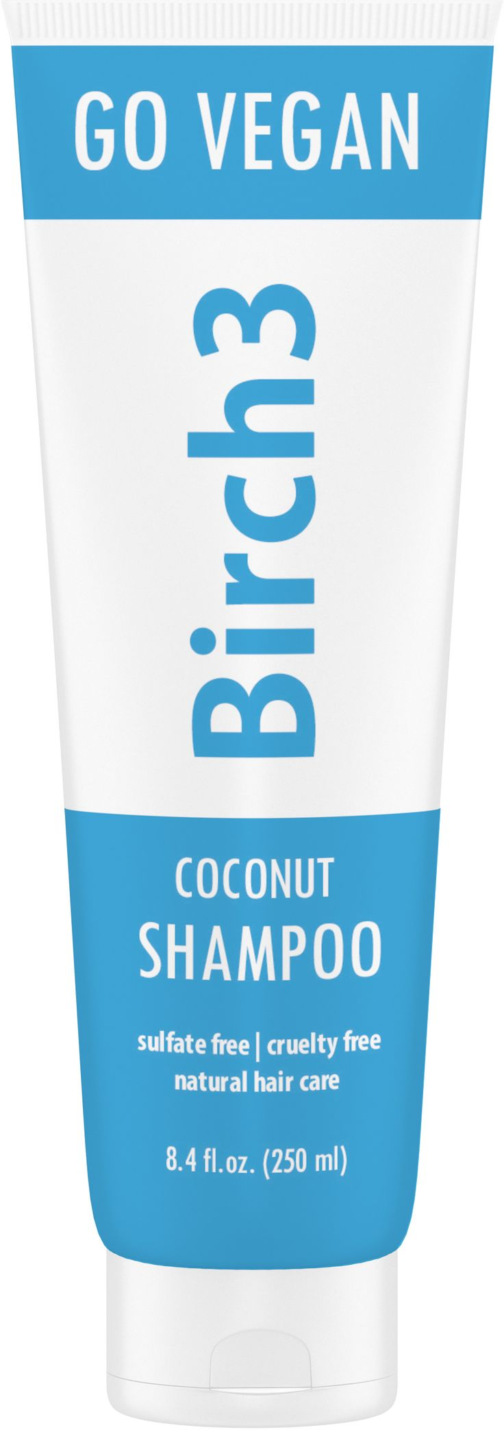 Coconut Vegan Shampoo