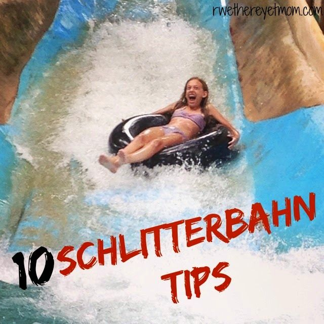 10 Tips to a Great Time at Schlitterbahn ~ New Braunfles, TX - R We There Yet Mom? | Family Travel for Texas and beyond...