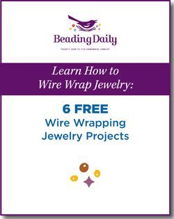Wire Wrapping Instructions | Learn How to Wire Wrap Jewelry with Beading Daily :
