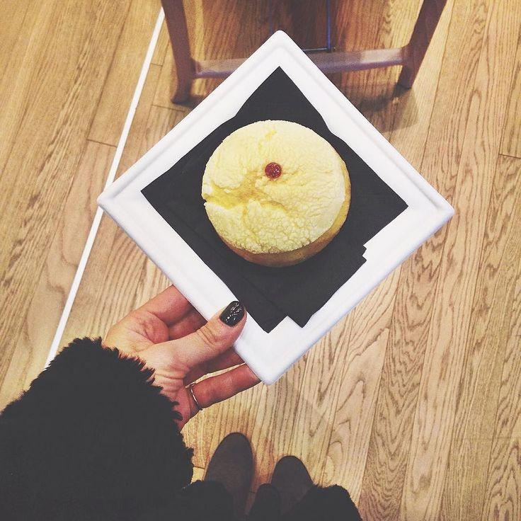 Seconda colazione con la brioche ipocalorica al miele di Iginio Massari #ciboaregoladarte