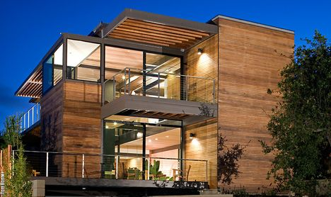 Ray Kappe design Living Homes - remarkable eco-conscious