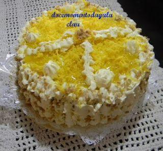 Doce Momento da Gula: Torta Marta Rocha Original