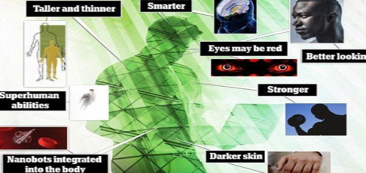Как будет выглядеть человек через 100 лет: красные глаза, темная кожа и невероятная регенерация - http://pixel.in.ua/archives/24695