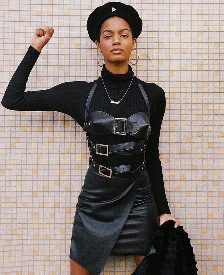u201c Ebonee Davis for Billy Magazine by