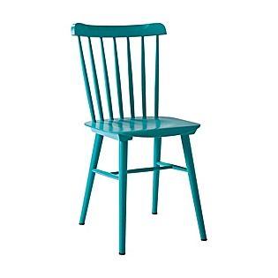 tucker chair turquoise serena lily kitchen pinterest