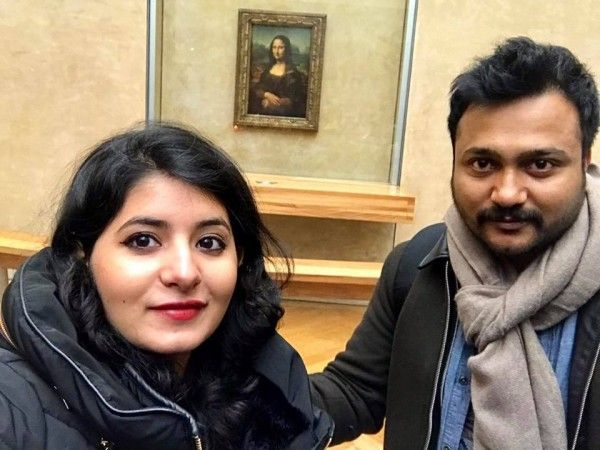 Bobby Simha-Reshmi Menon expecting their first baby
