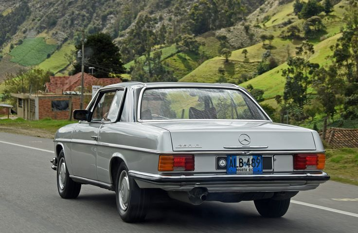 20 best mercedes benz 250 c 2 8 coupe w 114 8 e class for Mercedes benz colombia