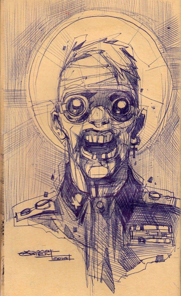 nazi zombies coloring pages - 17 best images about my drawings on pinterest