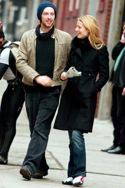 Chris Martin & Gwyneth Paltrow.