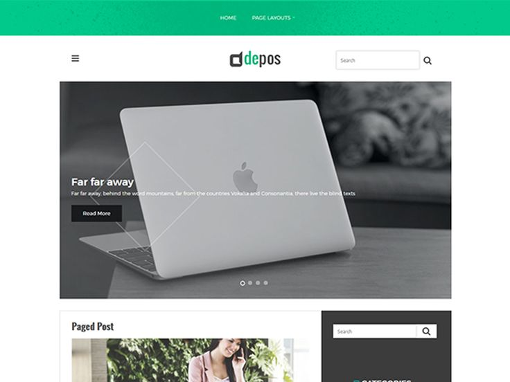 Depos Responsive WordPress Technology Theme is a great design is inspiring for everyone because technology is the driving force of the future. Such a …