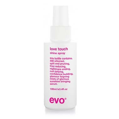 Evo Love Touch Shine Spray...Awesome!