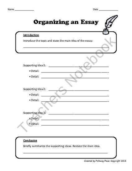 expository essay thesis