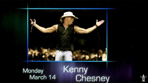 Kenny Chesney Houston 2016 Rodeo March 14th