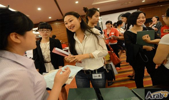 China's young campers rounding out their education
