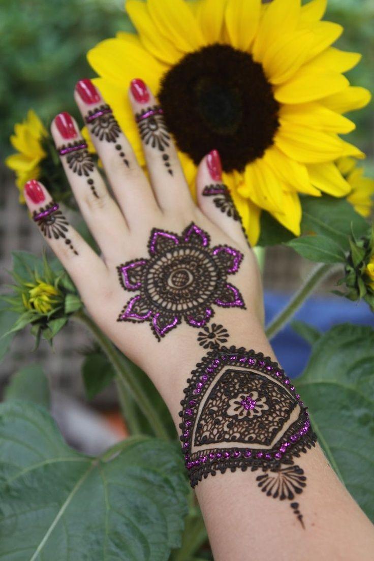 1000 Ideas About Latest Design Of Mehndi On Pinterest Easy