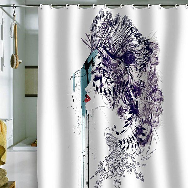 Refreshing Shower #Curtain