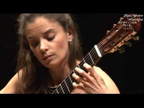 "Ana Vidovic ""Cello Suite No.1"" J.S.Bach"