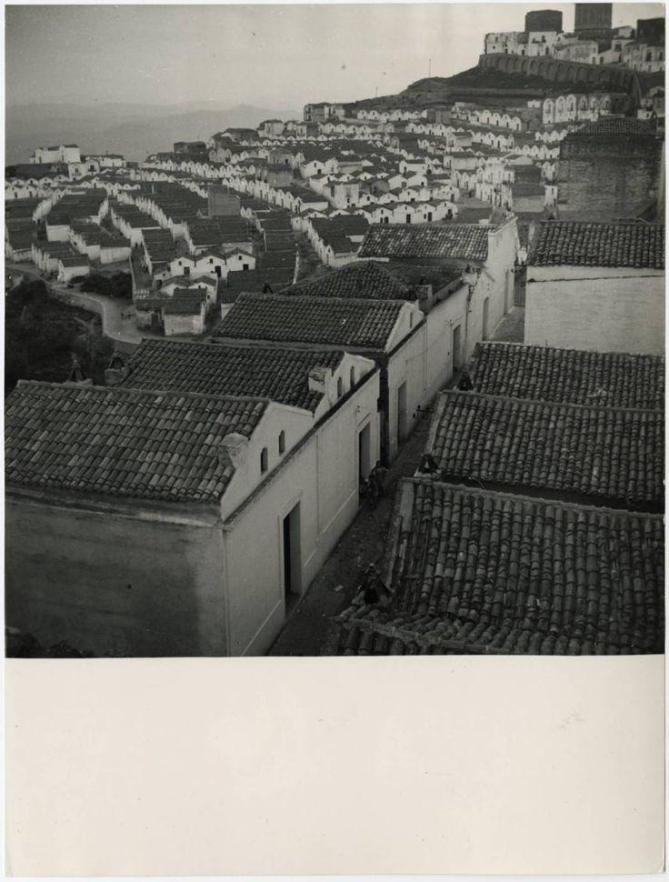 Case a Pisticci. 1955.