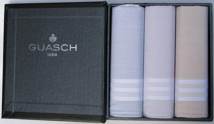 Платки мужские Guasch : Мужские носовые платки Guasch Folk 95-04 | Zaponka