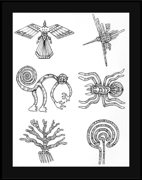 Nazca Lines                                                                               More