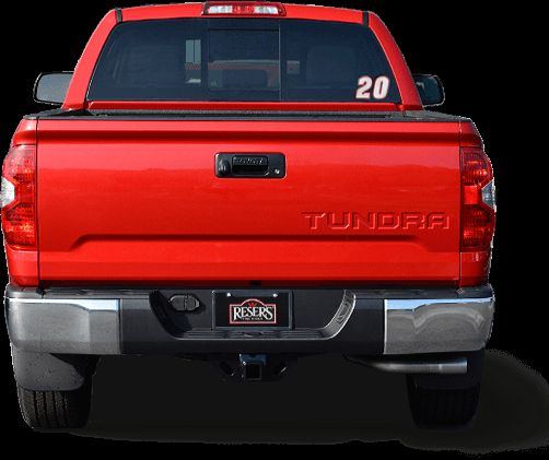 Toyota Tundra Double Cab 4x4: Reser's Toyota Tundra Giveaway