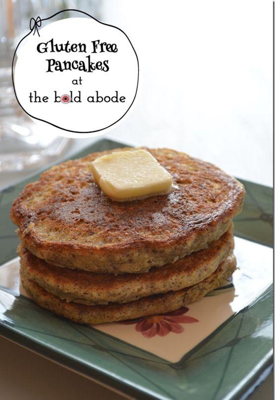 Gluten Free Pancakes Make Me Go Yum… - The Bold Abode