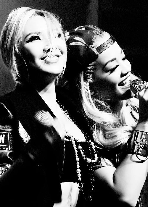 Cl & Rita Ora