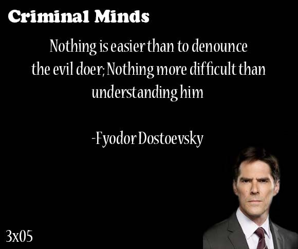Quotes From Criminal Minds Inspiration 260 Best Criminal Minds Quotes Images On Pinterest  David . Inspiration