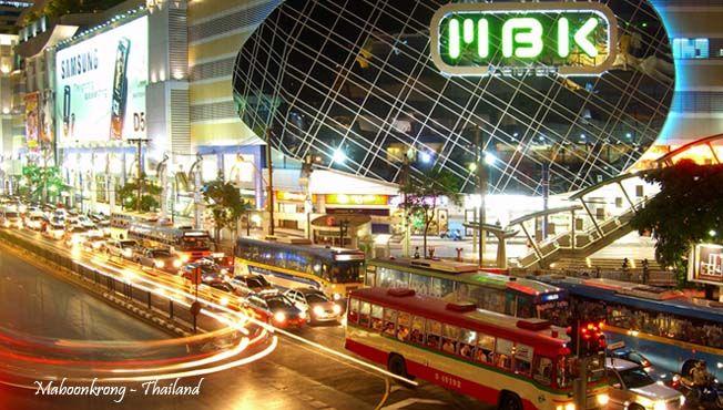 Belanja di Maboonkrong, Thailand dlm 5D Bangkok Pattaya tgl 22 & 24 Dec'13. Hubungi km di +62 21 2350 9925   e. tourasia@bayubuanatravel.com