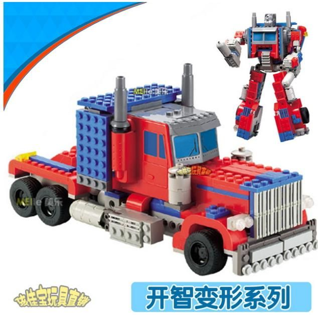 Have you seen this product? Check it out! Optimus Prime figure robot child set blocks diy kids boy and girl toys children designer unique  enlighten bricks toy - US $7.60 http://babykidsusa.com/products/optimus-prime-figure-robot-child-set-blocks-diy-kids-boy-and-girl-toys-children-designer-unique-enlighten-bricks-toy/