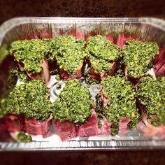 Sooo Paleo: Lamb Loin Chops w/ Fresh Paleo Pesto