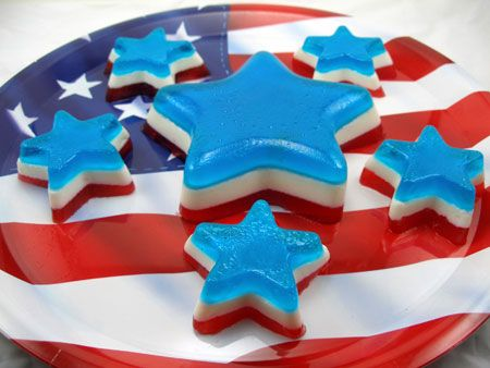 fourth of july gelatin recipes