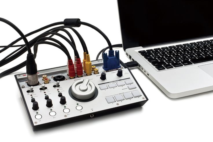 Vestax PBS4 Personal Live Web Broadcasting Audio & Video