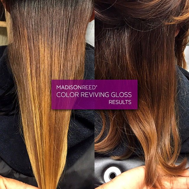 38 best hair gloss treatment images on pinterest hair gloss hair how can madison reed color reviving gloss be used to correct or revive tone our solutioingenieria Choice Image