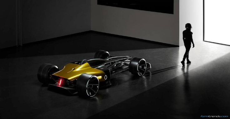 Renault Reveals Future of F1 in RS 2027 Vision Concept