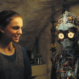 Star Wars: Episode 1 - Die dunkle Bedrohung / Natalie Portman / Star Wars: Complete Saga I-VI