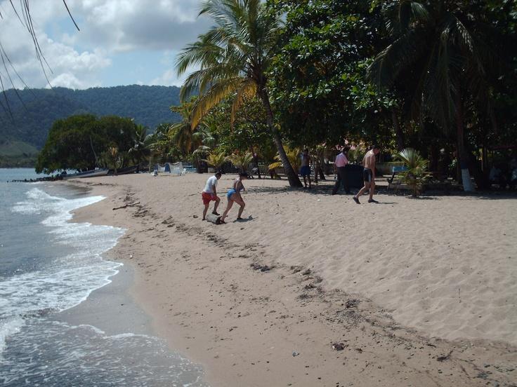 Playa Principal Capurgana