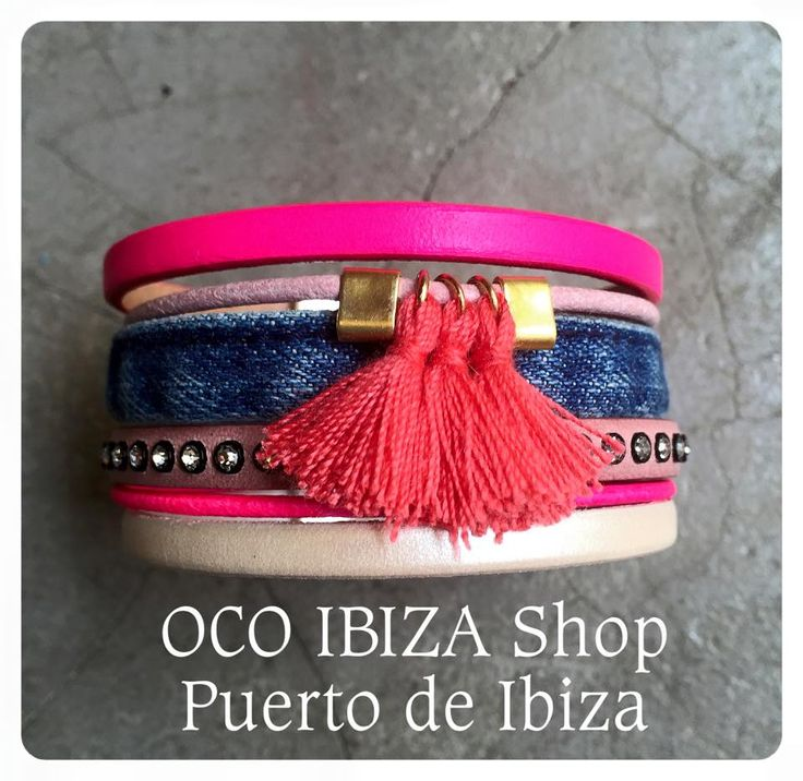 #ocoibiza #pulseras #hechoamano #modelosunicos