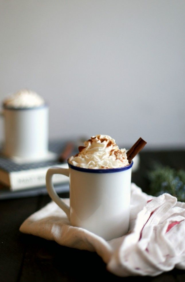 Spice things up with Mexican Hot Chocolate.