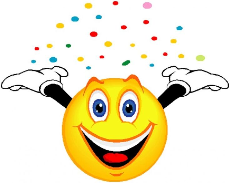 Image result for smiley face celebrate