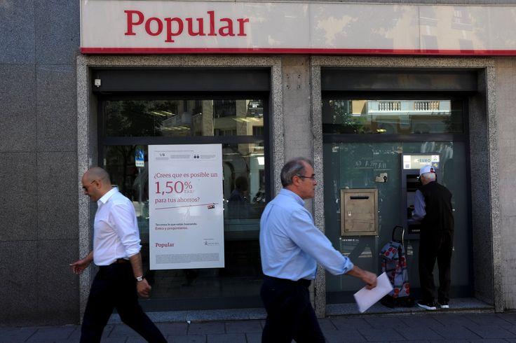 La Fiscalía dictamina que Banco Popular engañó a sus inversores