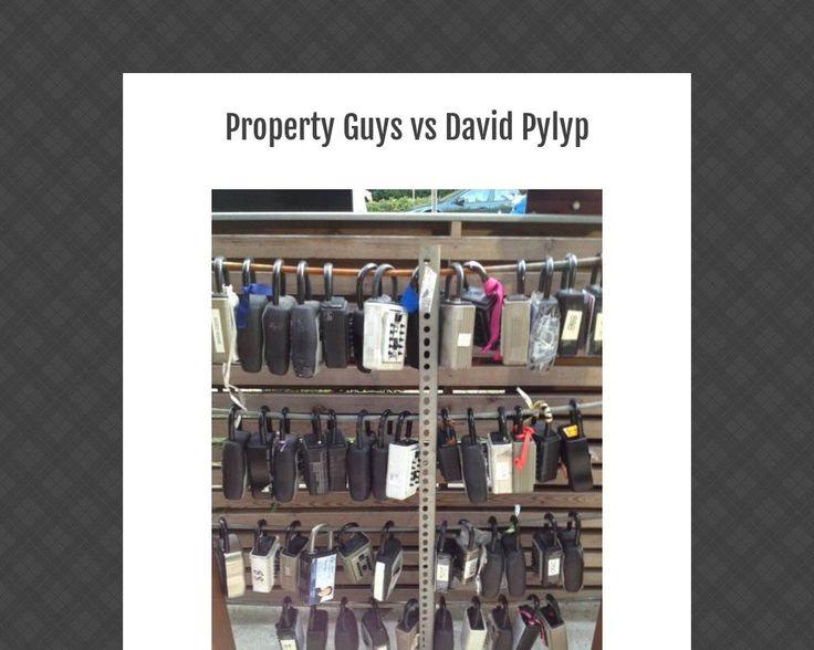 Property Guys vs David Pylyp